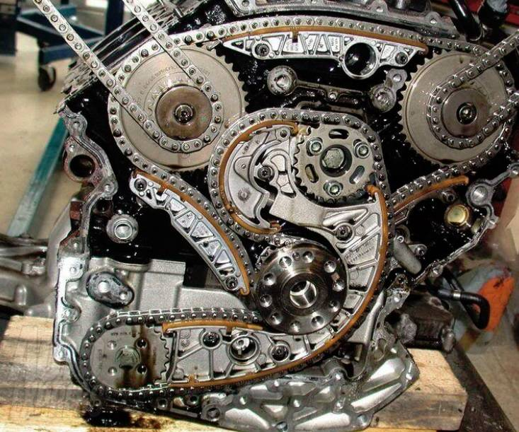 Cam Chain Type