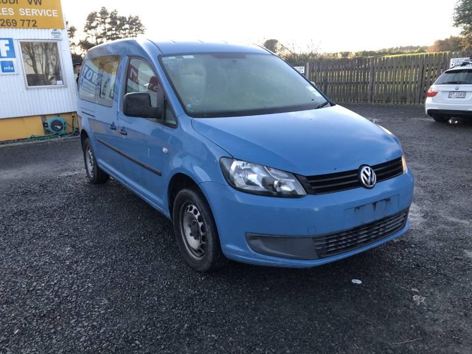 2011 VW Caddy Maxi