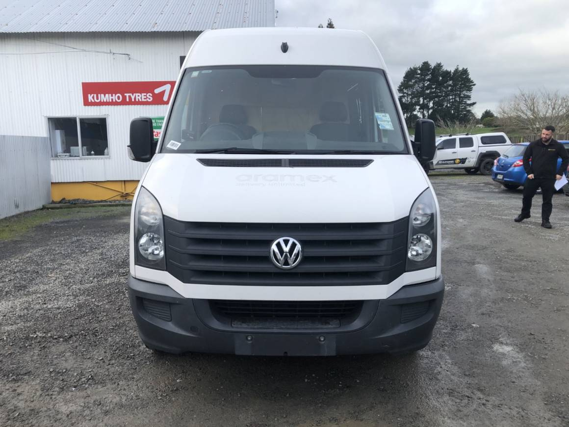 2015 VW Crafter